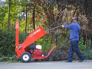 修剪树枝处理